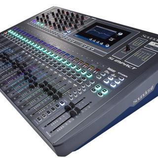 Professional Audio Digital Mixer